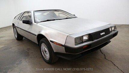 1981 DeLorean DMC-12 for sale 100848607
