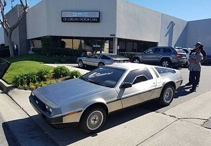 1981 DeLorean DMC-12 for sale 100889980