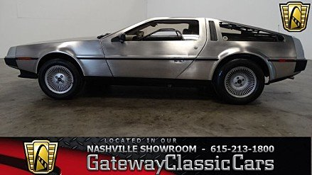 1981 DeLorean DMC-12 for sale 100920533