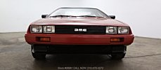 1981 DeLorean DMC-12 for sale 100925210