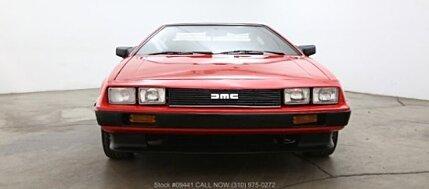 1981 DeLorean DMC-12 for sale 100966300