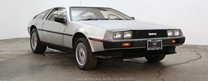 1981 DeLorean DMC-12 for sale 100990138