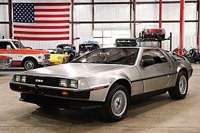 1981 DeLorean DMC-12 for sale 101016355
