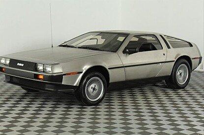 1981 DeLorean DMC-12 for sale 101026444