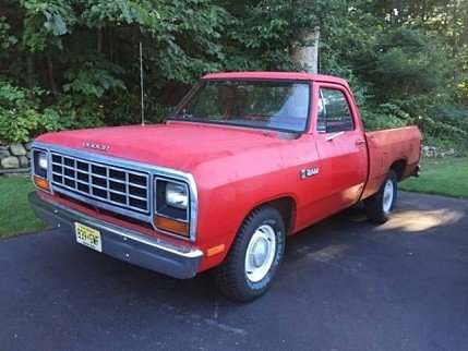 1981 dodge d w truck classics for sale classics on autotrader. Black Bedroom Furniture Sets. Home Design Ideas