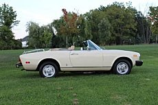 1981 FIAT 2000 Spider for sale 100869123