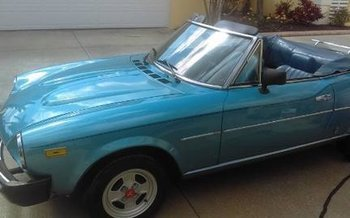 1981 FIAT 2000 Spider for sale 100875131