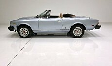 1981 FIAT 2000 Spider for sale 101053050