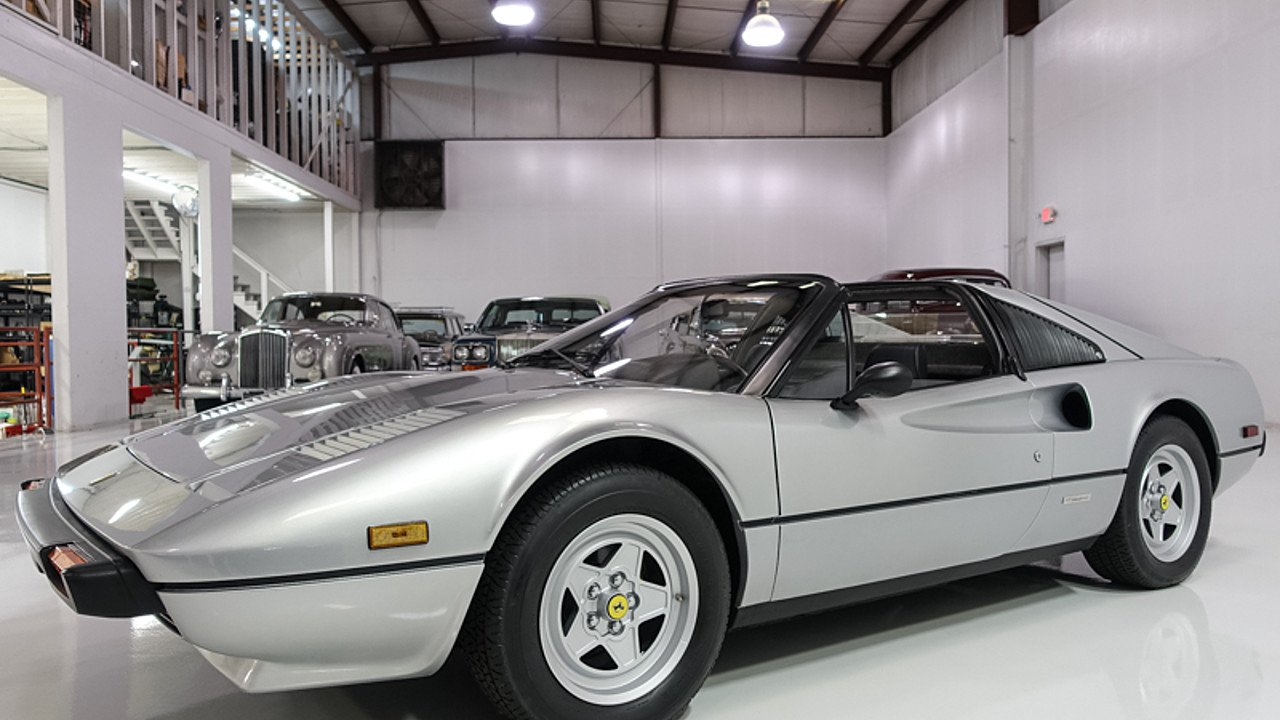1981 Ferrari 308 GTS for sale 100755014