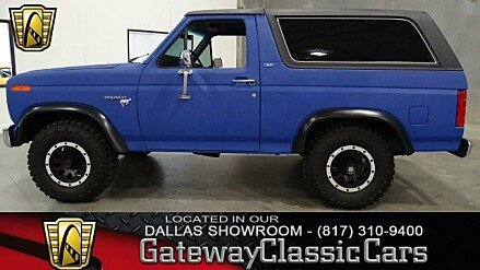 1981 Ford Bronco for sale 100771243