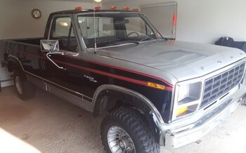 1981 Ford F250 4x4 Regular Cab for sale 100847712
