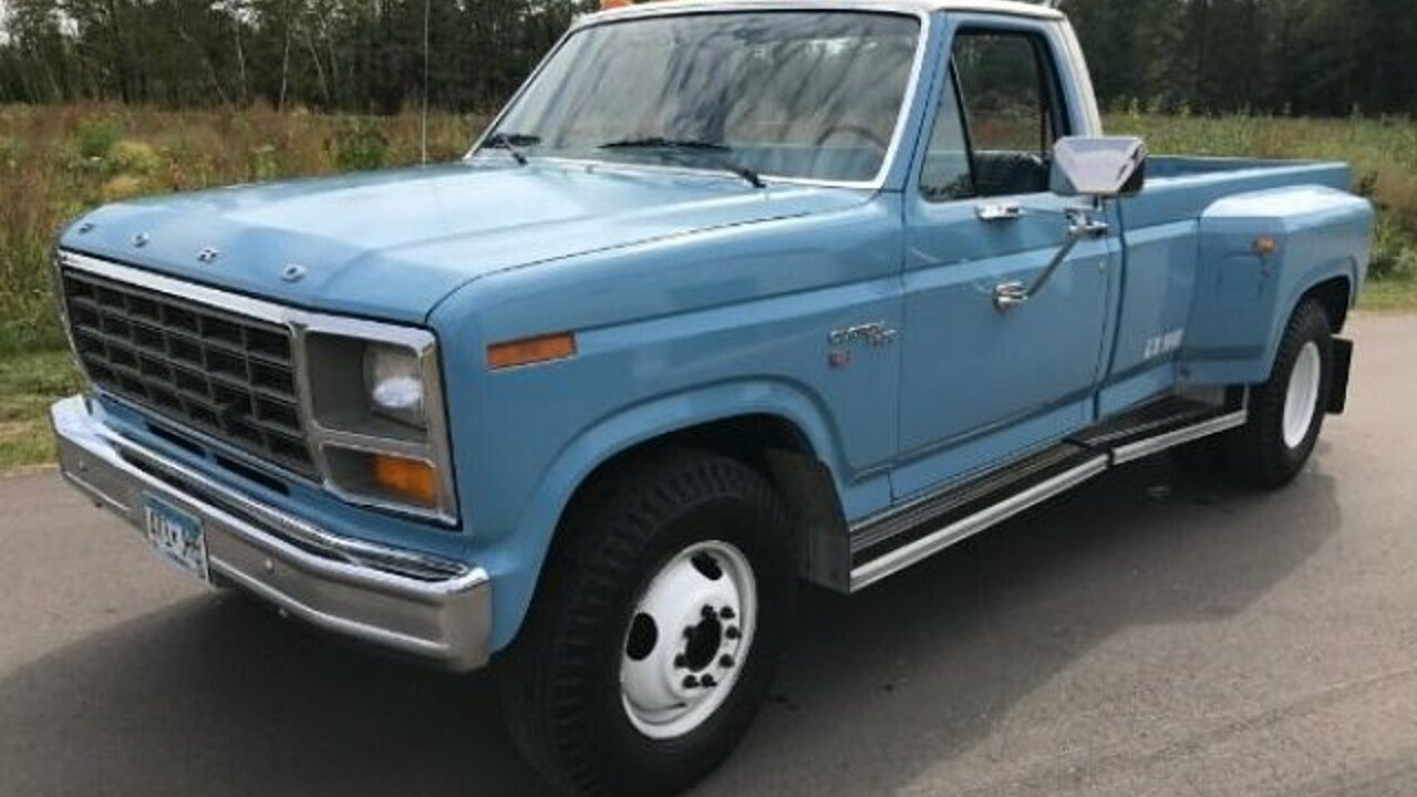 Ford F350 Classics For Sale On Autotrader 1970 Crew Cab 1981 100951167