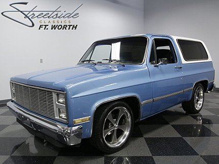 1981 GMC Jimmy for sale 100885993