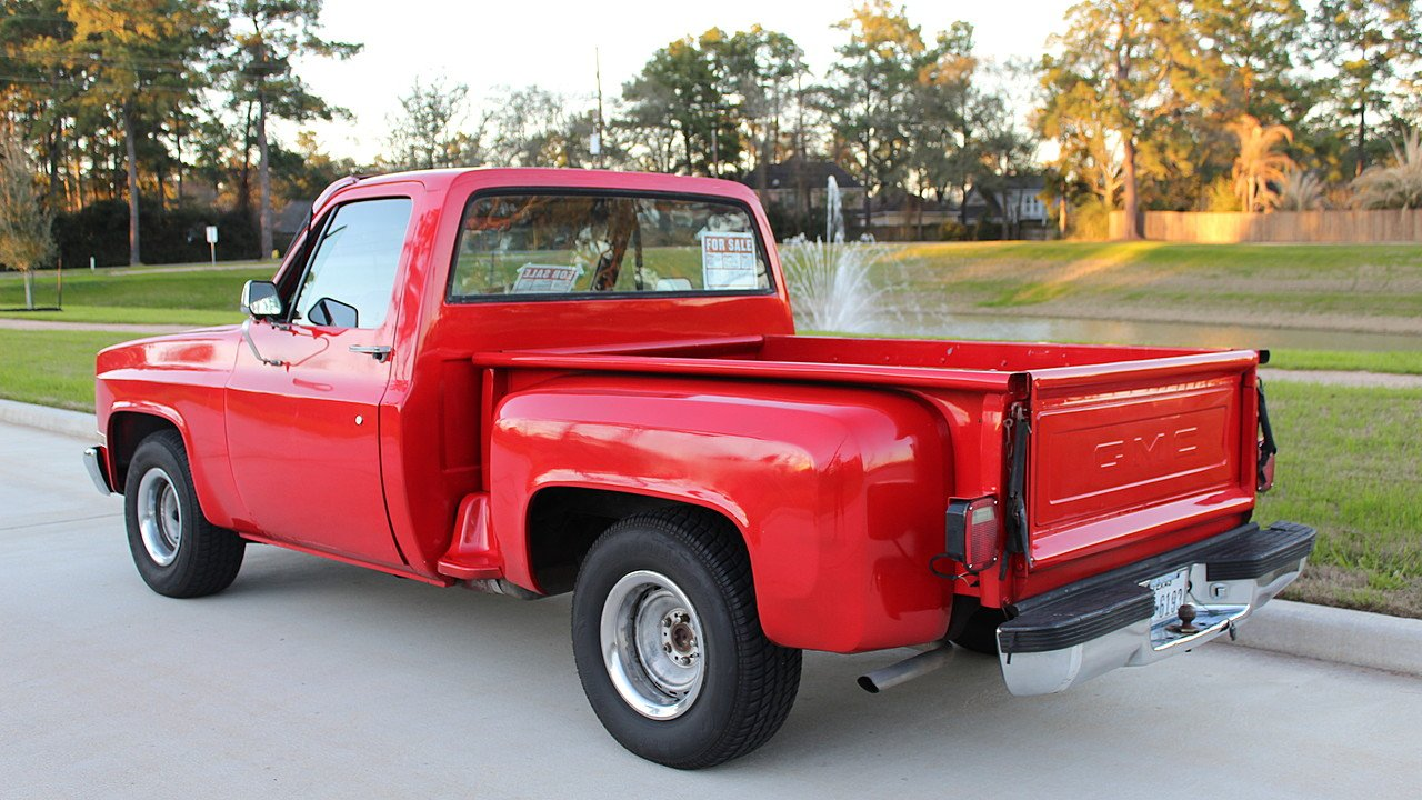 1981 GMC Sierra 1500 2WD Regular Cab for sale near Tomball, Texas ...