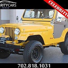 1981 Jeep CJ 5 for sale 100722927