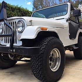 1981 Jeep CJ 5 for sale 100882105