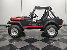 1981 Jeep CJ 5 for sale 100945767