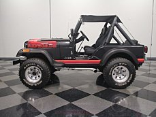 1981 Jeep CJ 5 for sale 100957450