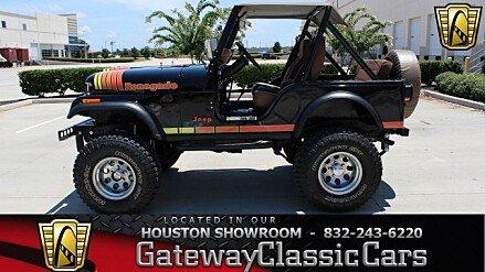 1981 Jeep CJ 5 for sale 101002634