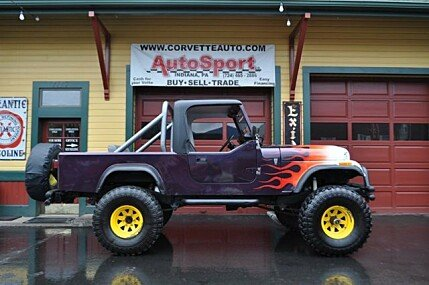 1981 Jeep Scrambler for sale 100780468