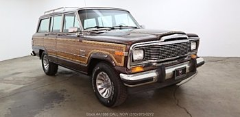 1981 Jeep Wagoneer for sale 100906970