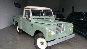 1981 Land Rover Series III for sale 101001655
