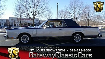 1981 Lincoln Mark VI for sale 100965115