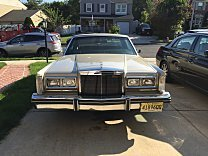 1981 Lincoln Town Car for sale 100876192