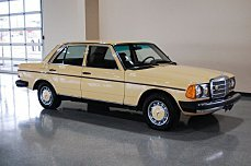 1981 Mercedes-Benz 240D for sale 101022409