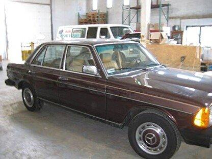 1981 Mercedes-Benz 300D for sale 100796138