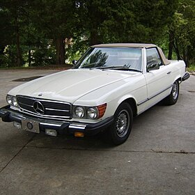 1981 Mercedes-Benz 380SL for sale 100746481