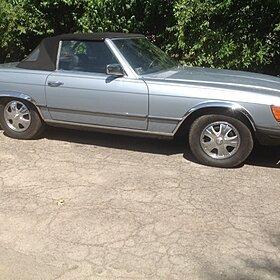 1981 Mercedes-Benz 380SL for sale 100768846