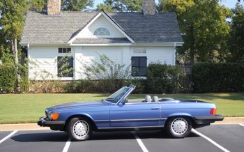 1981 Mercedes-Benz 380SL for sale 100770491