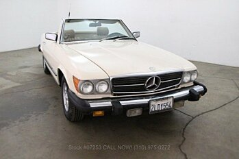 1981 Mercedes-Benz 380SL for sale 100774852