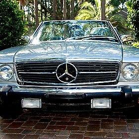 1981 Mercedes-Benz 380SL for sale 100785059