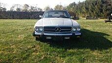 1981 Mercedes-Benz 380SL for sale 100812875