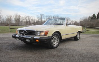 1981 Mercedes-Benz 380SL for sale 100851322