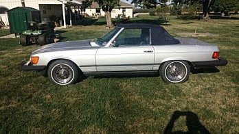 1981 Mercedes-Benz 380SL for sale 100827452
