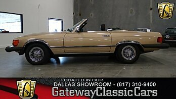 1981 Mercedes-Benz 380SL for sale 100860634