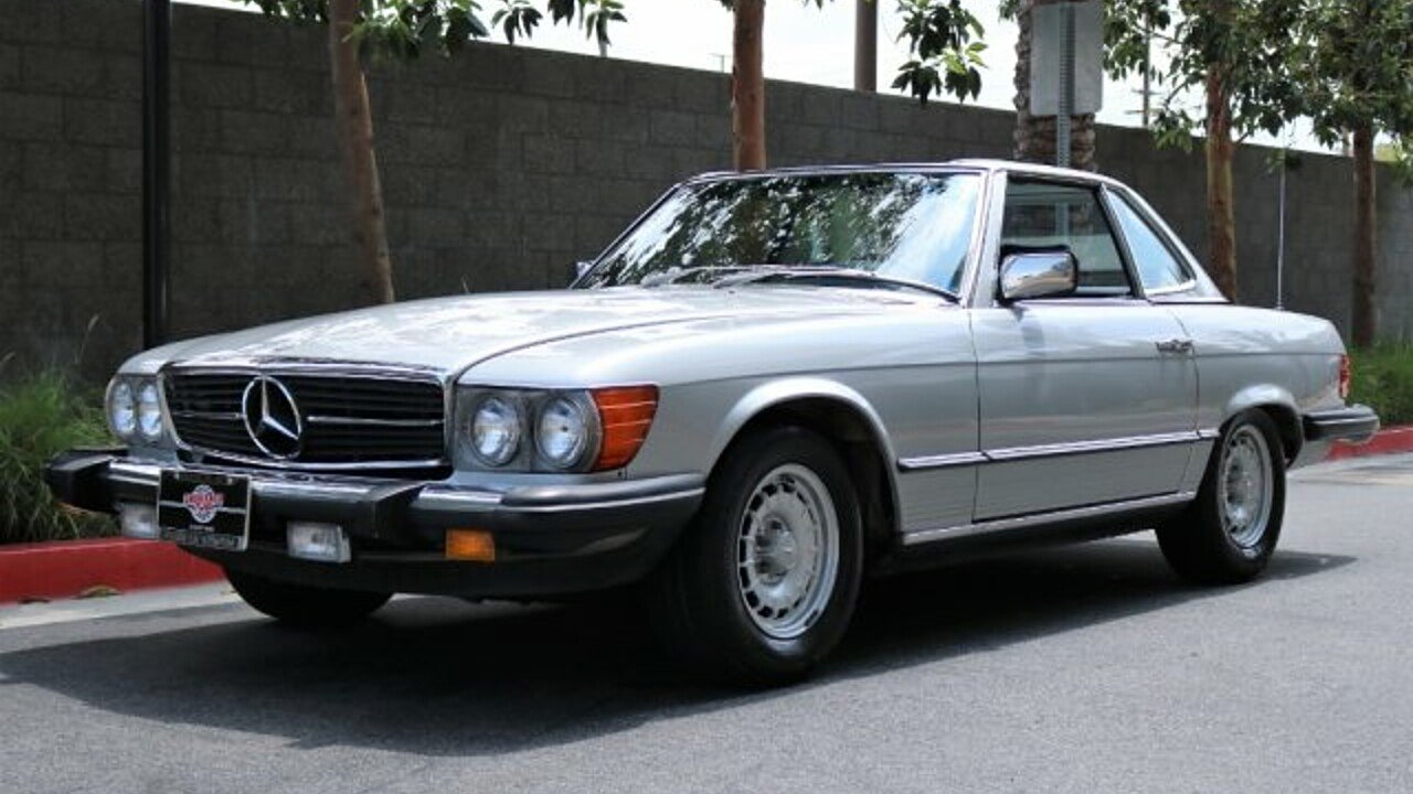 1981 Mercedes-Benz 380SL for sale 100873006