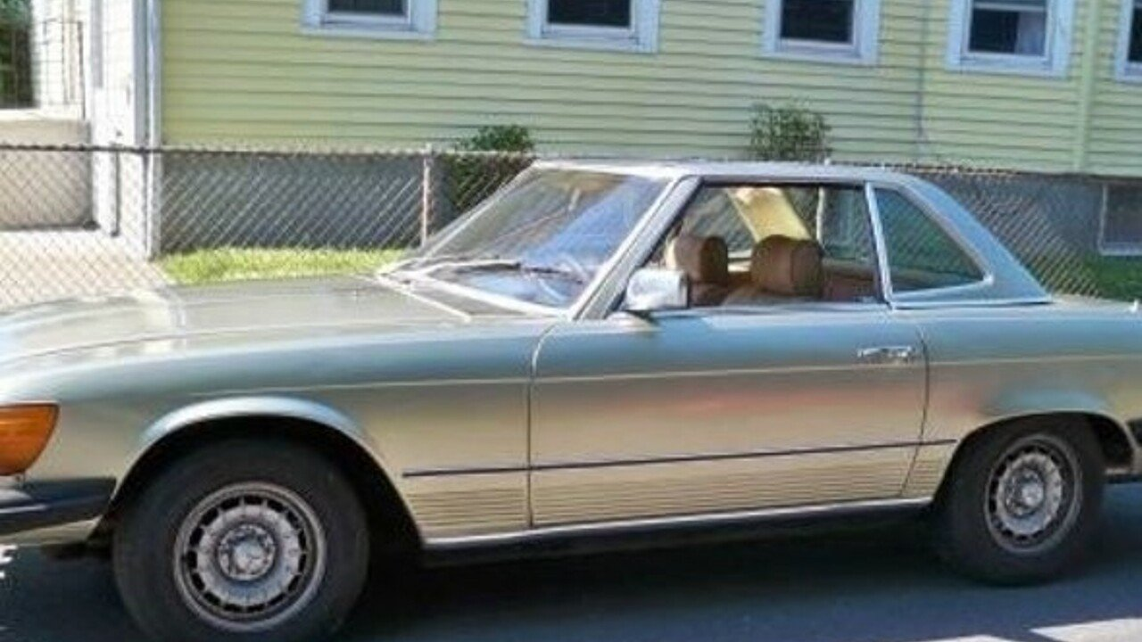 1981 Mercedes-Benz 380SL for sale 100889606