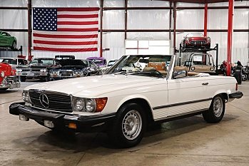 1981 Mercedes-Benz 380SL for sale 101041699
