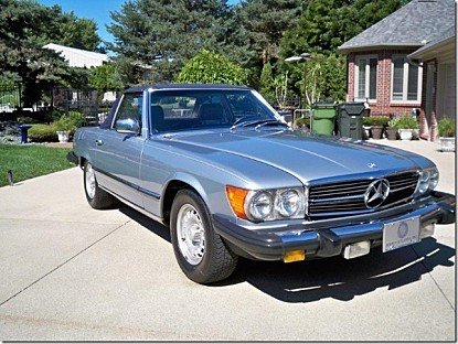 1981 Mercedes-Benz 380SL for sale 100730477