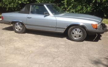 1981 Mercedes-Benz 380SL for sale 100768846