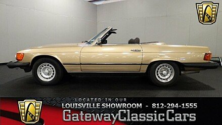 1981 Mercedes-Benz 380SL for sale 100775521