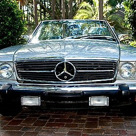 1981 Mercedes-Benz 380SL for sale 100785059