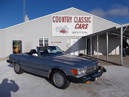 1981 Mercedes-Benz 380SL for sale 100834906