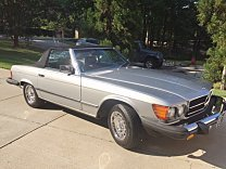 1981 Mercedes-Benz 380SL for sale 100893048
