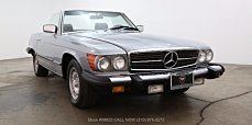 1981 Mercedes-Benz 380SL for sale 100893301