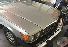 1981 Mercedes-Benz 380SL for sale 100906343